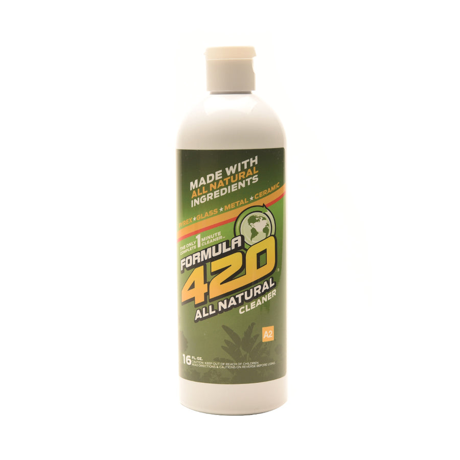 Formula 420 A2 All Natural Glass Cleaner