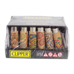 Clipper Lighters 30ct DISPLAY