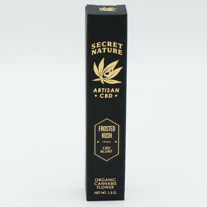 Secret Nature Organic CBD Blunt