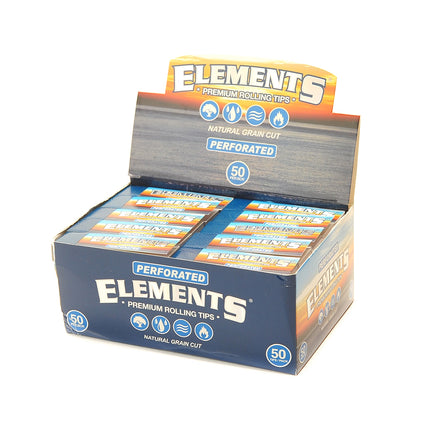 Elements Perforated Premium Rolling Tips