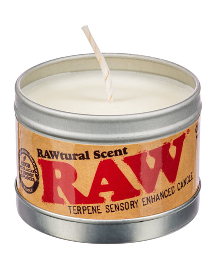 Natural Scent Terpene Candle