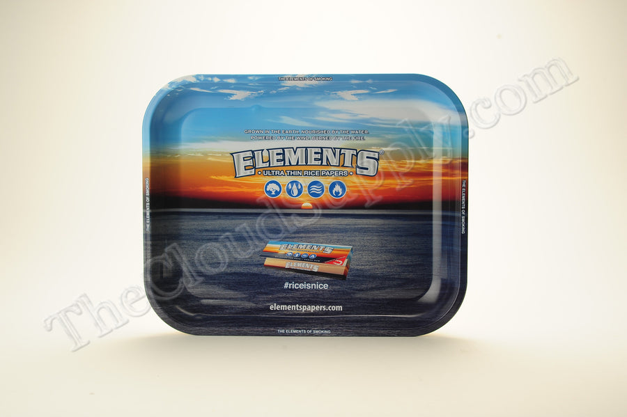 Elements Rolling Tray – Small
