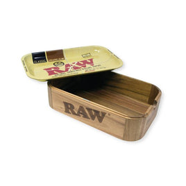 Raw Cache Box w/ Tray Lid