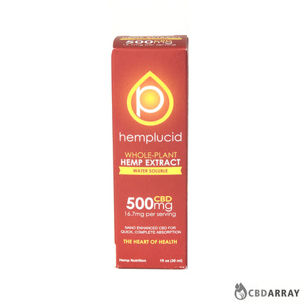 Hemplucid Water Soluble 30mL