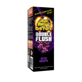 High Voltage Detox Double Flush 16oz & Caps