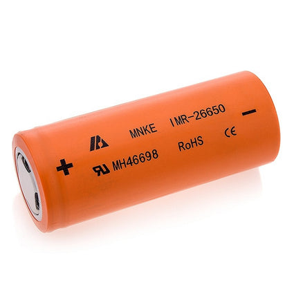 MNKE 26650 Litium Battery