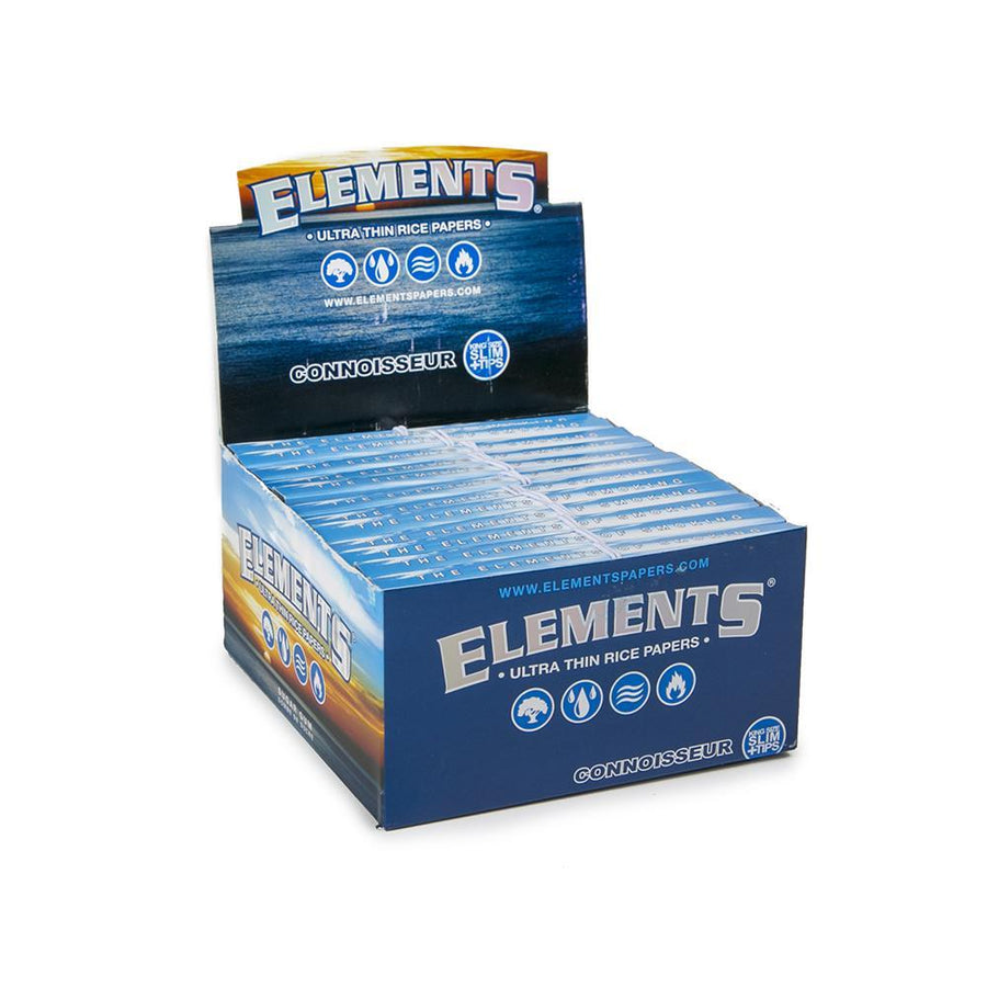 Elements Connoisseur Classic Rolling Paper