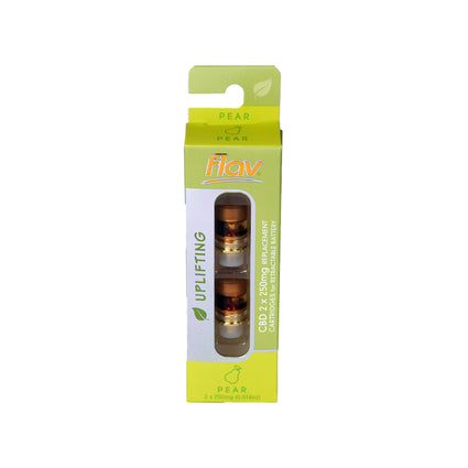 Flav Replacement Cartridges  250mg