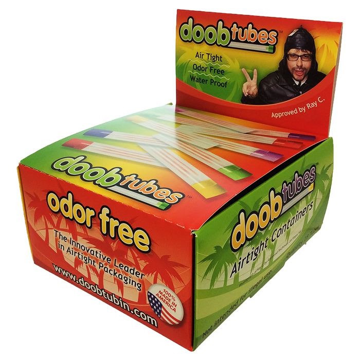 Doob Tubes Airtight Containers
