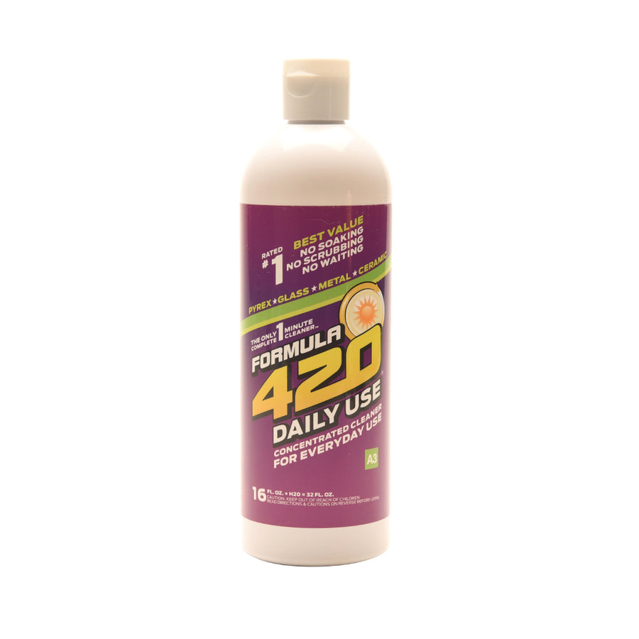 Formula 420 A3 Daily Use Concentrate Glass Cleaner
