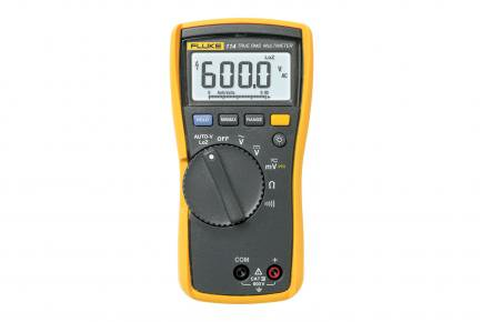 114 - Electrical Multimeter