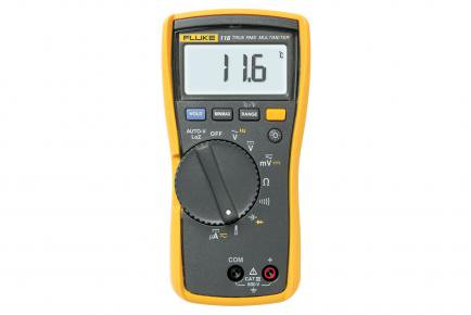 116 - Digital HVAC Multimeter