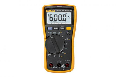 117 - Electrician's Ideal Multimeter with Non-Contact Voltage