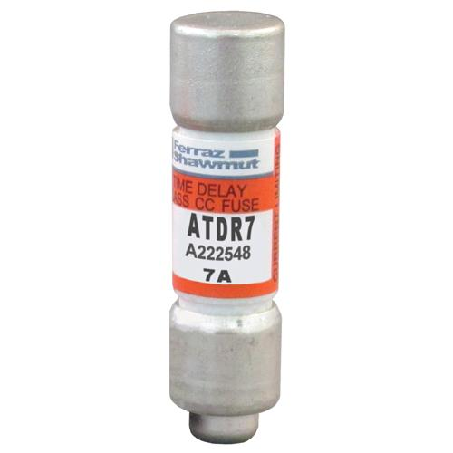 ATDR7 - Fuse Amp-Trap 2000® 600V 7A Time-Delay Class CC ATDR Series