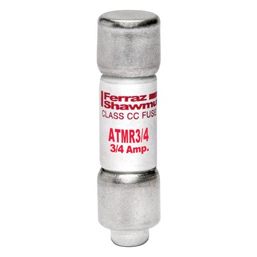 ATMR3/4 - Fuse Amp-Trap® 600V 0.75A Fast-Acting Class CC ATMR Series