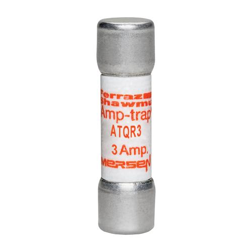 ATQR3 - Fuse Amp-Trap 2000® 600V 3A Time-Delay Class CC ATQR Series