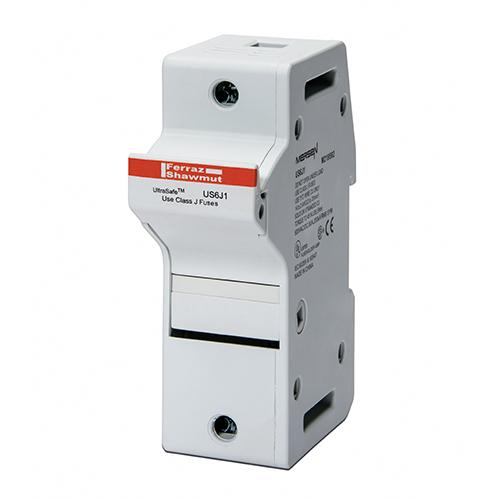 US6J3 - Fuse Holders 600V 60A Class J 3-pole No Indicator