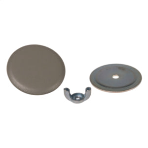 WAS350  - Oil Tight Hole Seal 3-1/2 Inch Carbon Steel - Gray