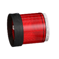 XVBC34 - RED INDICATING BANK LENS 250V 10W +OPTIONS