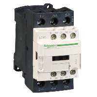 LC1D25BD - CONTACTOR 600VAC 25AMP IEC +OPTIONS