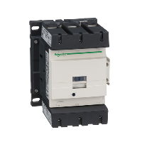 LC1D150G7 - CONTACTOR 600VAC 150AMP IEC +OPTIONS