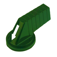 9001G24 - 30MM LONG HANDLE FOR SELECTOR SW GREEN