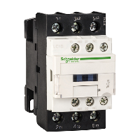 LC1D25G7 - CONTACTOR 600VAC 25AMP IEC +OPTIONS