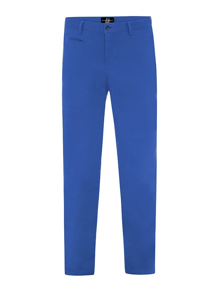 The Cobalt Chinos