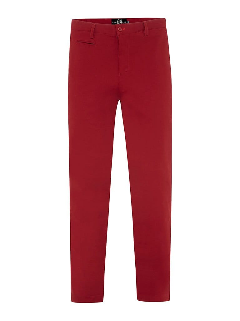 The Crimson Chinos