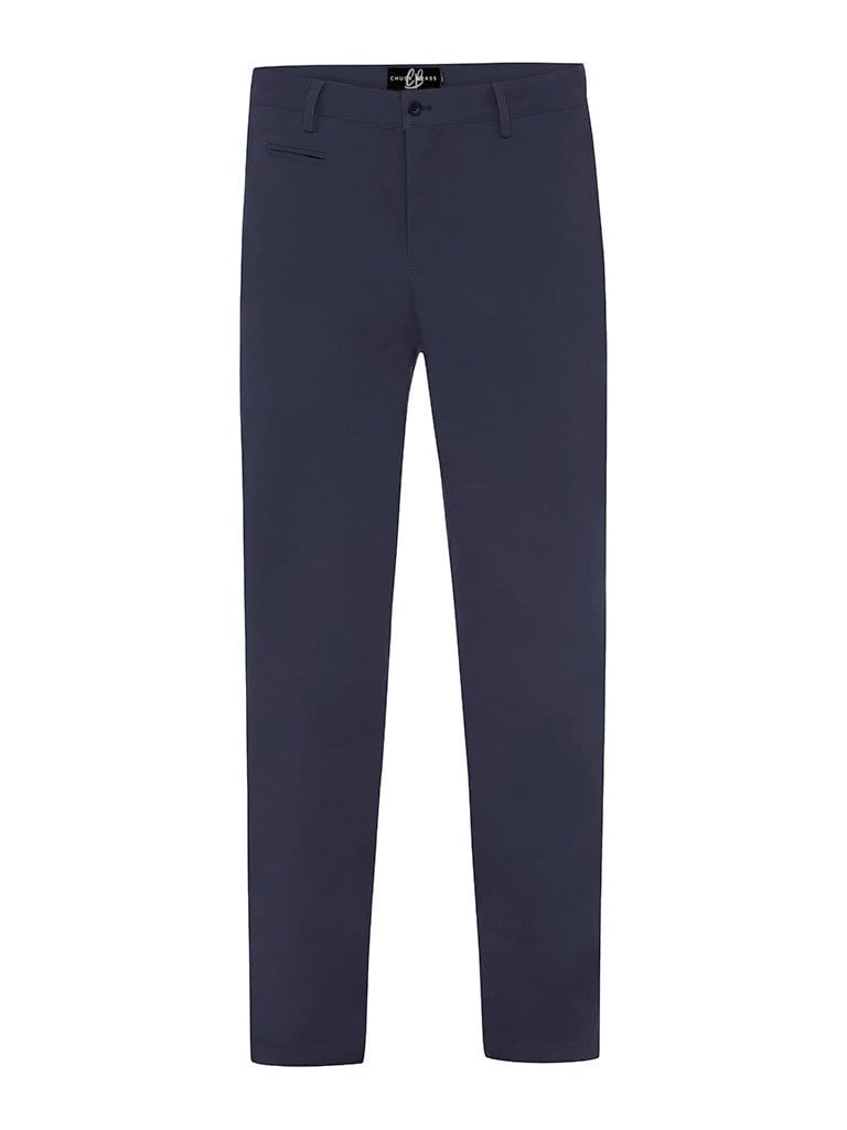 The Navy Chinos