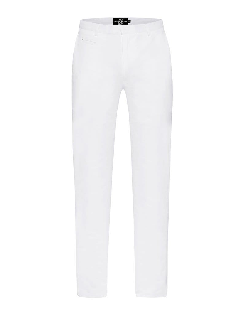 The White Chinos