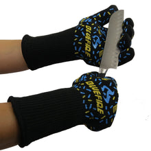 Load image into Gallery viewer, (LADIES) BlueFire Pro Heat Resistant Gloves (Pair)