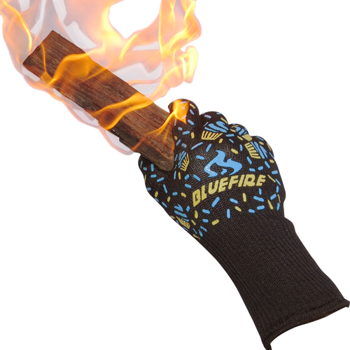 (LADIES) BlueFire Pro Heat Resistant Gloves (Pair)