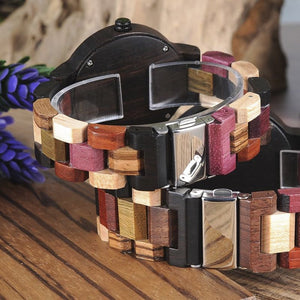 Couple Wooden Watches