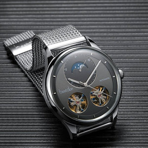 Double Tourbillon Automatic Mechanical Men's Watch