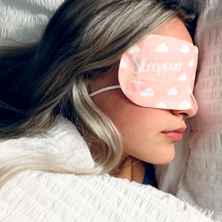 Sleepover Self Warming Steam Mask (Individual)