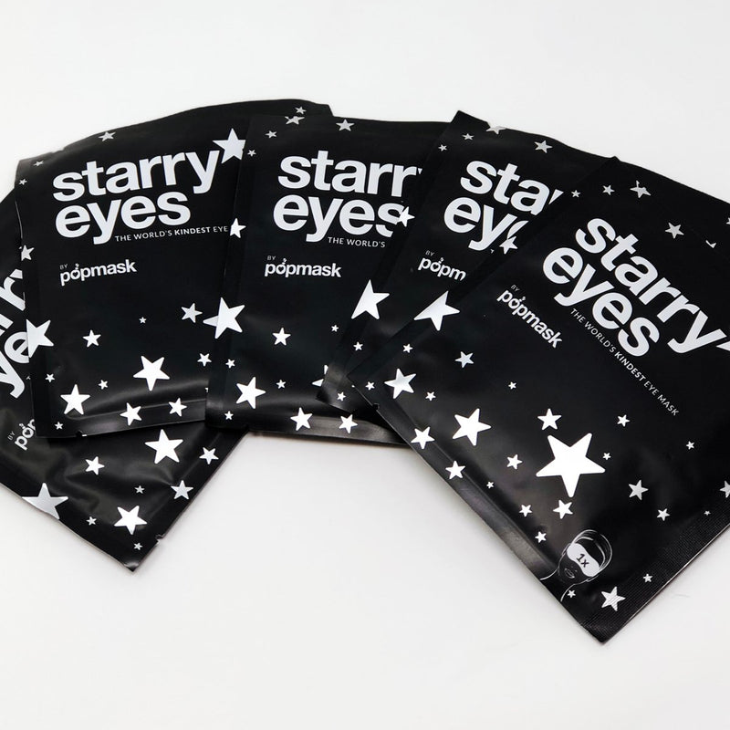 Starry Eyes Warming Eye Mask (5 Pack)