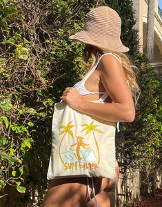 Surf the Look mini totes