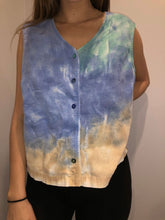 Load image into Gallery viewer, Tie dye jacket