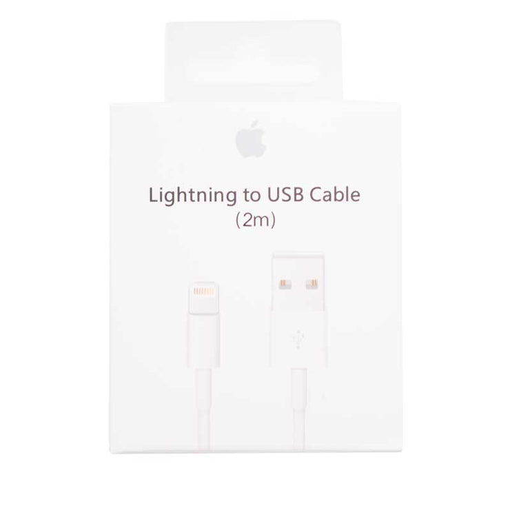 LADEKABEL ORIGINAL APPLE® LIGHTNING 2M