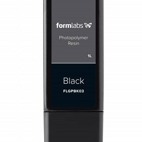 Formlabs resin black