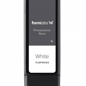 Formlabs resin white