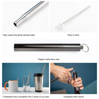 Telescopic Straw