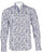 Premium Cotton Abstract Printed Shirt By Inserch Big and Tall Sizes