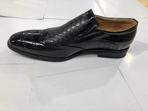 Masimo Black Slip On (available up to size 15)