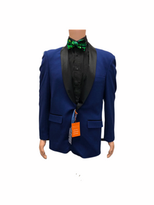 5920 Stud T Royal Blue Blazer