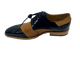 Vilas Cap Toe Oxford Navy Multi Stacy Adams