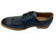 Fallon Wing Tip Oxford Blue Stacy Adams