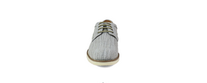 Eli Plain Toe Oxford Gray