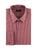 STEVEN LAND | 3 IN 1 DRESS SHIRT | INTERCHANGEABLE COLLARS | COLOR BURGUNDY